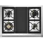 Piano de cuisson STEEL Ascot 100 Gaz-Électrique