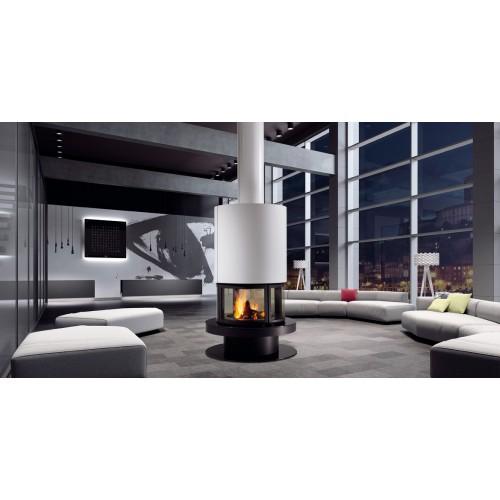 Bien-aimé Rocal - Cheminée Rocal design - DCharby FW72