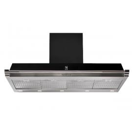 hotte d 39 aspiration steel d charby poeles granul s. Black Bedroom Furniture Sets. Home Design Ideas