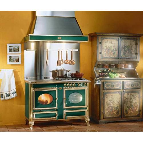 Piano de cuisson bois gaz lectrique corradi - Piano de cuisson bois ...
