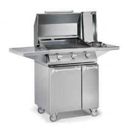 Barbecue CADDIE W7C-3 Gaz