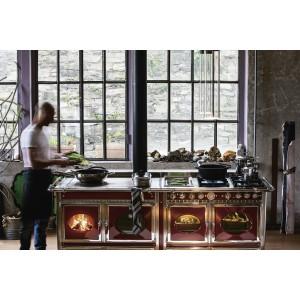 Pianos de cuisson d charby poeles granul s po les bois pianos de cuis - Piano de cuisson bois ...