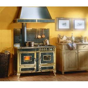 Borgo antico d charby poeles granul s po les bois pianos de cuisson - Piano de cuisson marque italienne ...