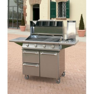 Barbecues gaz