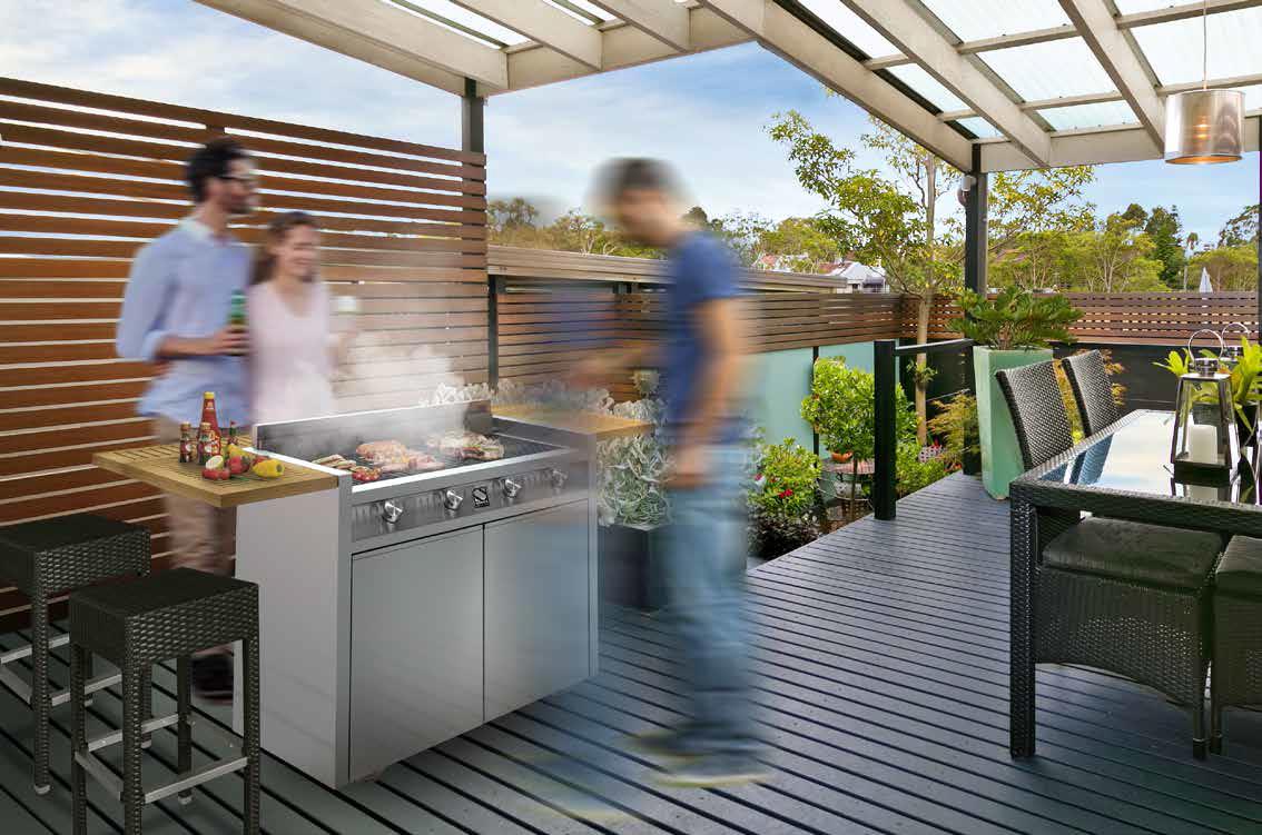 L'été arrive, pensez au barbecue ou plancha.