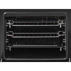 Piano de cuisson STEEL GENESI 100 Electrique-gaz Four vapeur Portes pleines