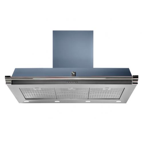 hotte aspirante steel ascot 100 dcharby. Black Bedroom Furniture Sets. Home Design Ideas