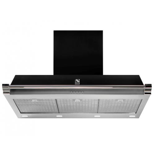 hotte aspirante steel ascot 90 dcharby. Black Bedroom Furniture Sets. Home Design Ideas
