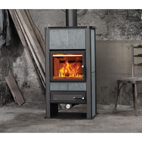 po le bois arco accumulation asko le10 9 5 kw dcharby. Black Bedroom Furniture Sets. Home Design Ideas