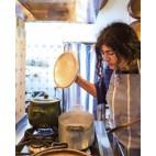 Cuisinière mixte R140LGE RUSTICA