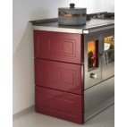 Cuisinière bois moderne Neos 90L