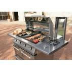 Barbecue gaz Steel Caddie B9C-4