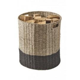 Rangement à bois FIDJI