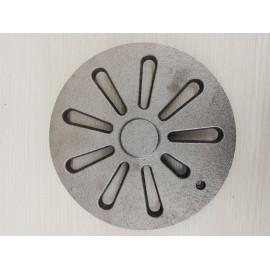 grille de décendrage foyer Corradi ronde diamètre 198 mm
