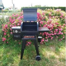 Barbecue à granulés Pitboss PB550