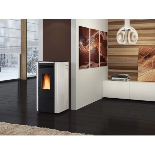 po le granul s extraflame ketty programmable dcharby. Black Bedroom Furniture Sets. Home Design Ideas
